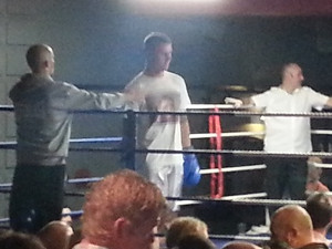 How you helped 2014: Adam Dennison in the boxing ring